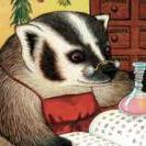 Bookish Badger